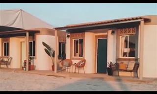 Casas Construidas En Un Día Con Tecnología 3D