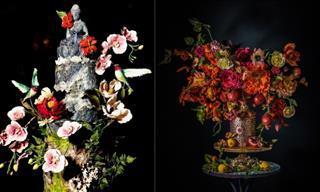 10 Asombrosos Pasteles Inspirados En El Arte Clásico