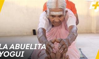 Nanammal La Mujer De 99 Años Que Enseña Yoga