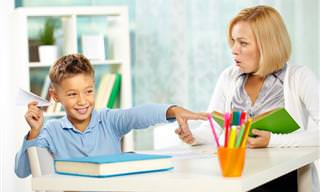 Jaimito Se Divierte Durante La Clase De Matemáticas (Adultos)