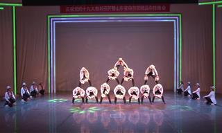 Un Impresionante Espectáculo De Acróbatas Chinos