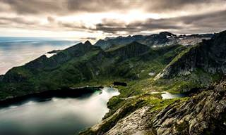 Te Presentamos Noruega Como Nunca La Habías Visto