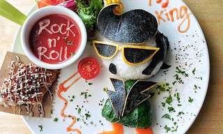 ¡Los Almuerzos Para Niños Más Creativos!
