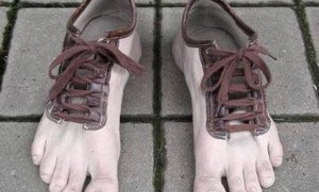 ¡Los Zapatos Más Bizarros Del Mundo!