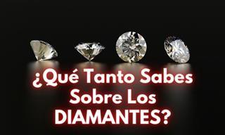 Test: ¿Qué Tanto Sabes Sobre Los Diamantes?