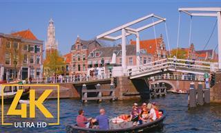 Recorrido Virtual Por Dos Hermosas Ciudades Holandesas