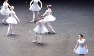 No Dejarás De Reírte Con La Protagonista De Este Ballet