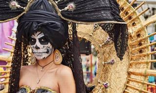 Galería Que Demuestra La Belleza y Lo Especial Del Día De Muertos