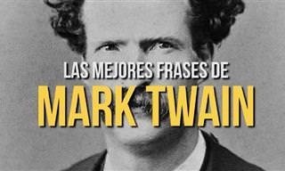 Citas Célebres Del Escritor Mark Twain