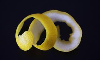 15 Usos Alternativos De Las Cáscaras Del Limón