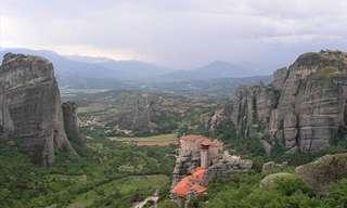 Grecia: La Cara de La Naturaleza