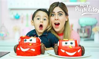 Propuesta Para Navidad: Decora Un Pastel Con Tus Hijos
