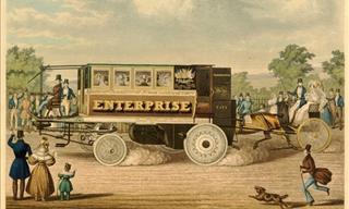 La Historia De Los 7 Automóviles Más Antiguos Del Mundo