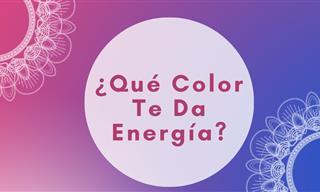 Test: ¿Qué Color Te Da Energía?