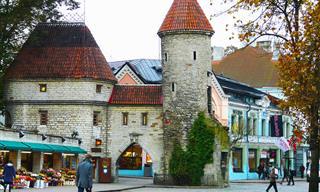 Razones para Descubrir la Bella y Medieval Ciudad de Tallin
