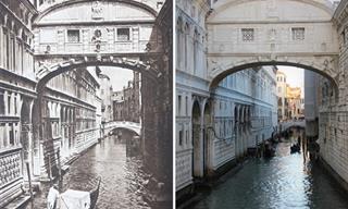 Fotografías De 15 Monumentos Europeos De Hace 100 Años