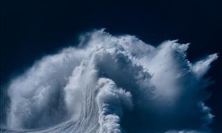 11 Asombrosas Fotografías De La Fuerza y Belleza Del Océano