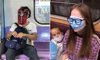 Los Pasajeros Del Metro Se Han Vuelto Más Extraños En Tiempos Del Covid-19