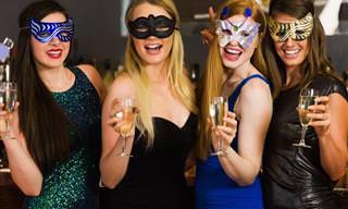 Chiste: La Fiesta De Máscaras
