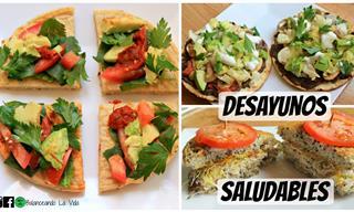 ¿Desayunas Salado? 3 Grandes Ideas Para Comenzar El Día