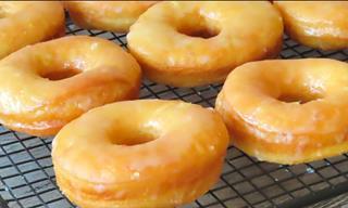 ¡La Receta Definitiva De Donuts Con Trucos!