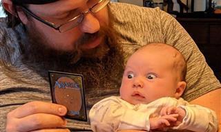Ser Padre Es Como Una Montaña Rusa - 14 Fotos Divertidas