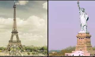 Entre París Y Nueva York, ¿A Dónde Irías Tú?