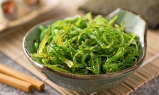 No Podrás Creer Estos 8 Beneficios De Comer Algas