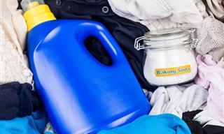 Razones Para Usar Bicarbonato De Soda Al Lavar Tu Ropa