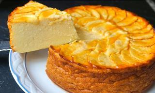Tarta de Manzana Fácil, Rápida y Con Pocos Ingredientes
