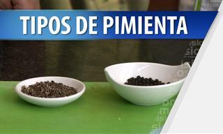 Te Presentamos Los Diferentes Tipos De Pimienta y Sus Usos