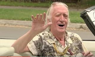 Video: ¡Este Anciano Sí Que Sabe Cómo Conquistar!