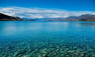 Bienvenido a N. Zelanda. Su Belleza ¡Te Dejará Sin Aliento!