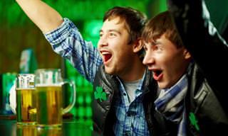 Chiste: Dos Hombres En Un Bar
