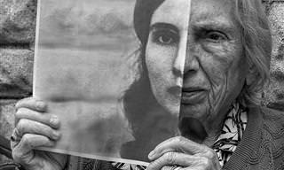 Tiene 91 Años, Es Su Madre y Es La Protagonista De Su Obra