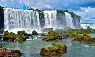 ¡Sobrevolamos Las Cataratas Más Impresionantes Del Mundo!