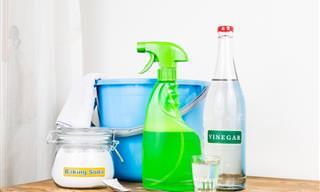 13 Limpiadores Naturales Que Puedes Preparar En Tu Hogar