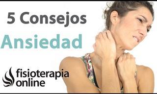Coronavirus: 5 Consejos Para Mejorar La Ansiedad
