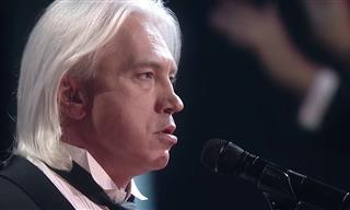 "El Tenor Ruso Dmitry Hvorostovsky Interpreta ""La Vía"""