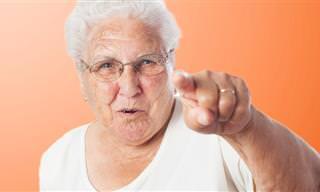 Chiste: Una Abuela Que Lo Sabe Todo