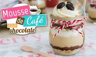 Recetas Navidad: Mousse De Café Con Chocolate