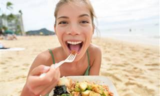 La Comida Perfecta Para Llevarte A La Playa