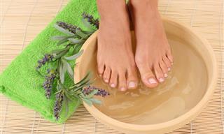 5 Tratamientos De Spa Para Mimar Tus Pies En Casa