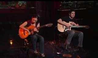 La Música De Rodrigo y Gabriela