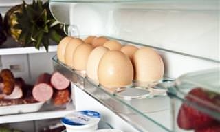 Guía: Dónde Guardar Los Huevos