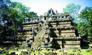 Los Increíbles Templos De Angkor Wat y Thom