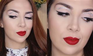 Tutorial De Maquillaje Para Lucir Radiante Este Festejo De Año Nuevo