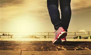 ¿Te Gusta Caminar Pero Te Duelen Los Pies? Te Damos La Solución