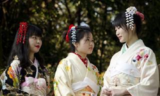 Los Secretos De Juventud De La Cultura Japonesa