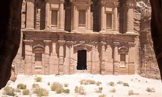 La Ciudad Rosa Del Desierto ¡Bienvenidos a Petra!
